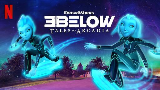 3Below: Tales of Arcadia
