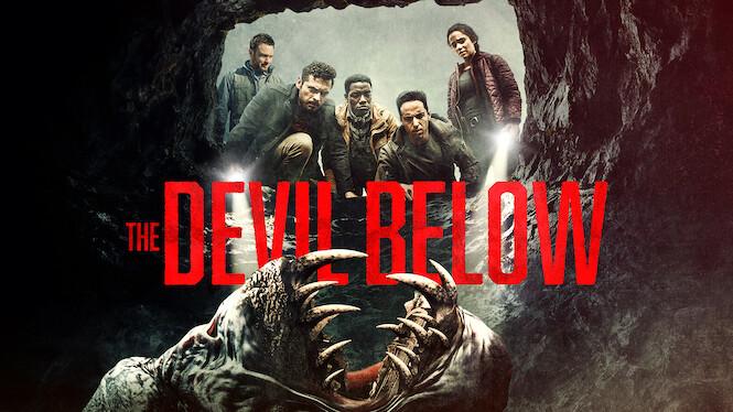 The Devil Below on Netflix USA