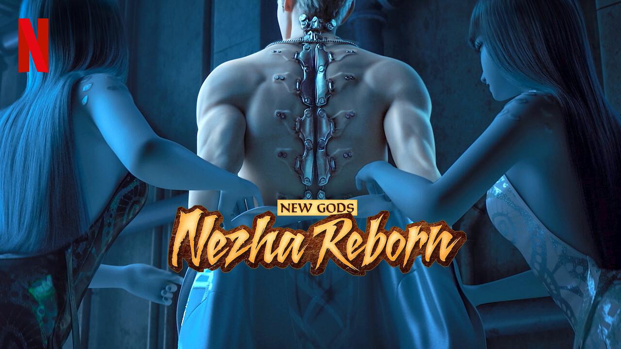 New Gods: Nezha Reborn on Netflix USA
