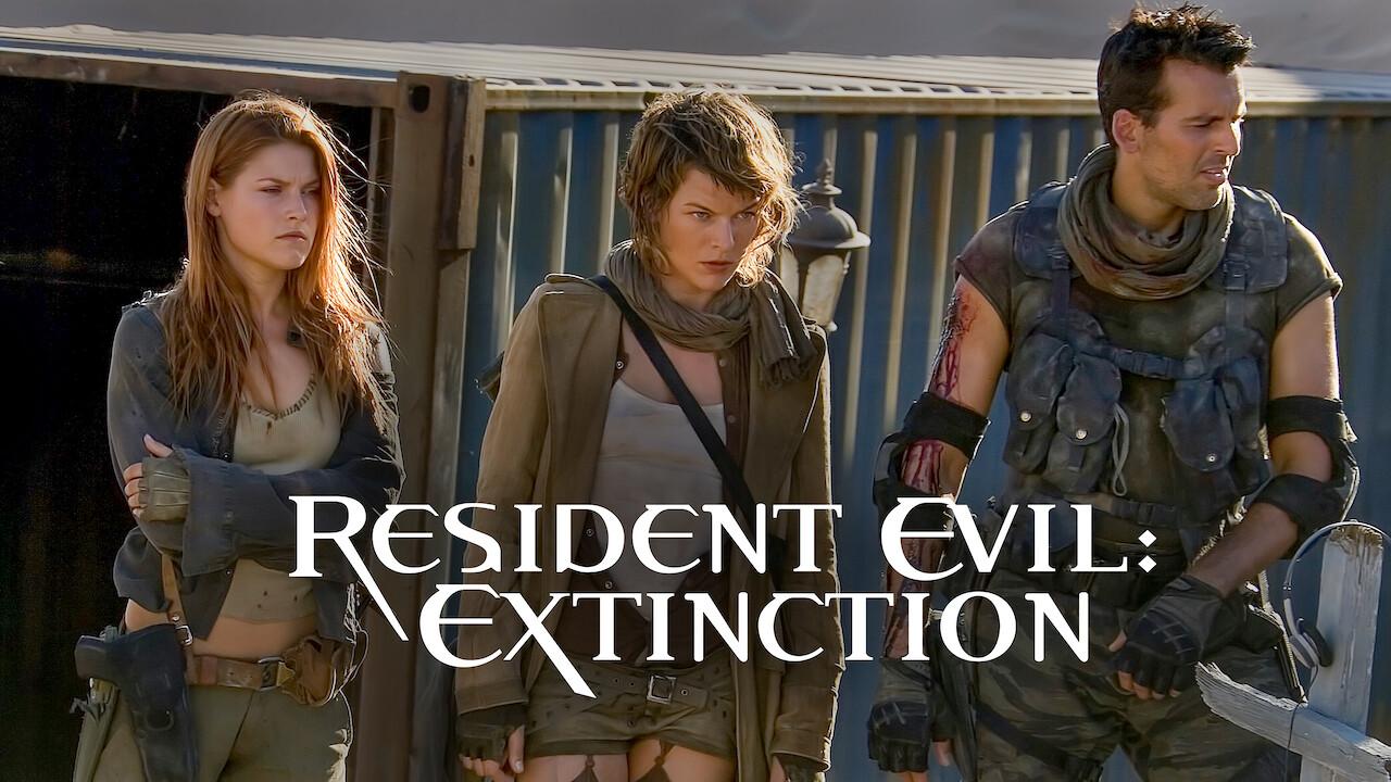 Resident Evil: Extinction on Netflix USA