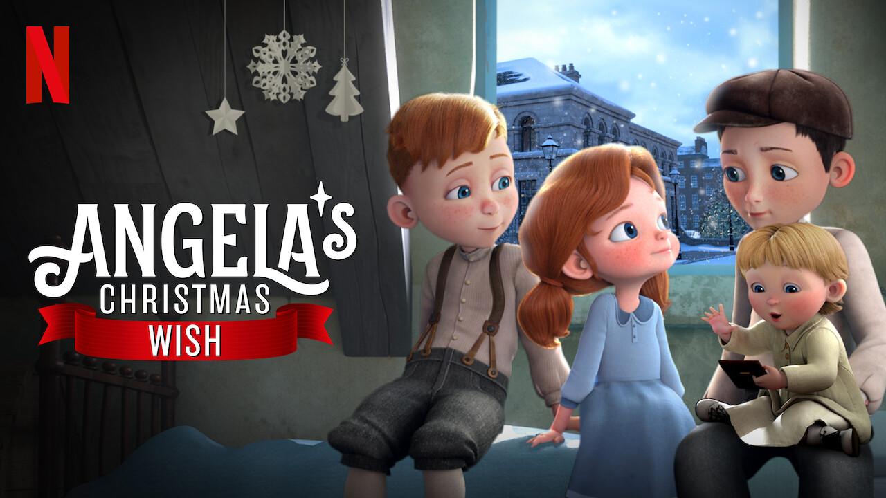 Angela's Christmas Wish on Netflix USA