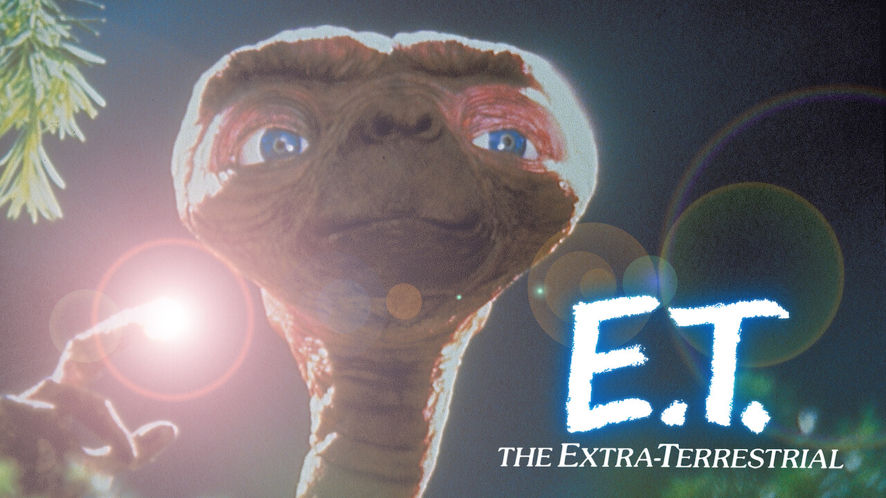 E.T. the Extra-Terrestrial on Netflix USA