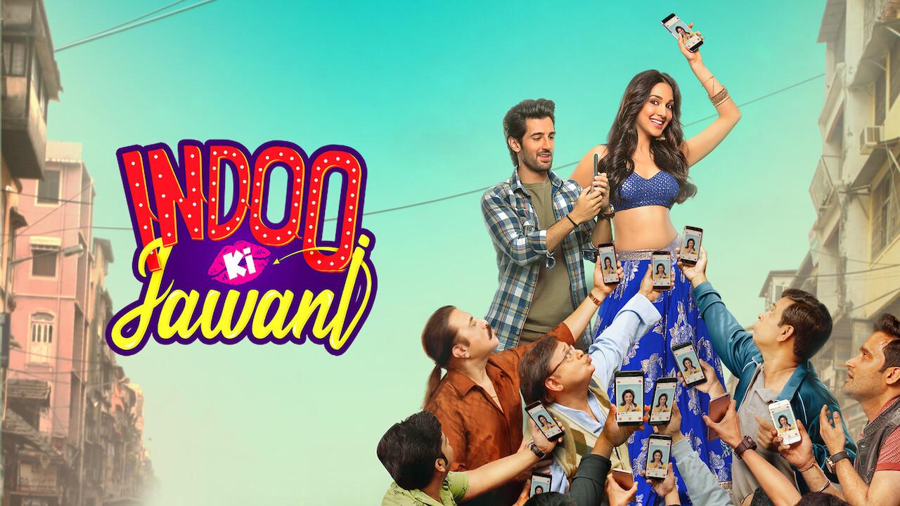 Indoo Ki Jawani on Netflix USA
