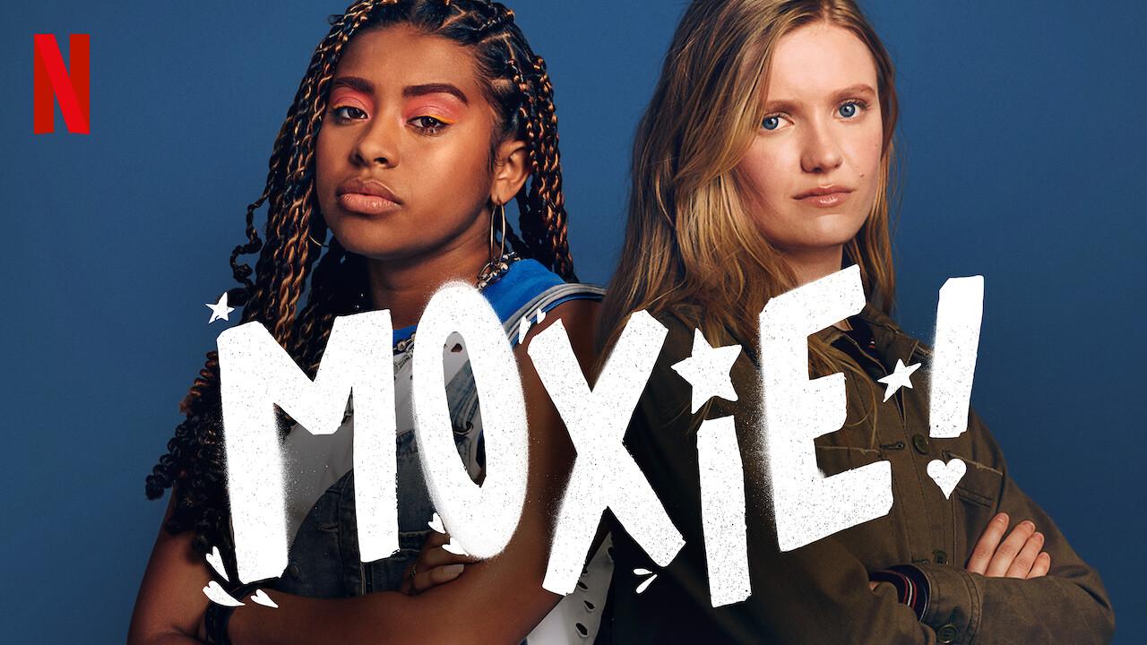 Moxie on Netflix USA