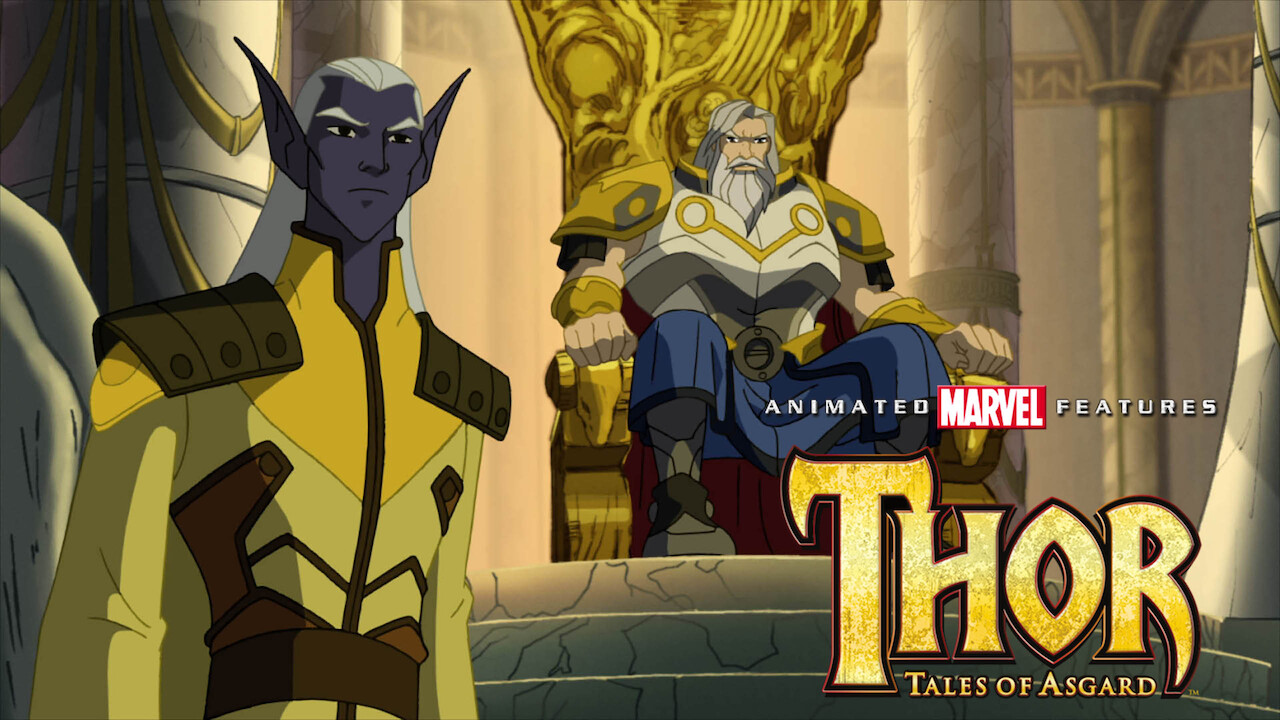 Is Thor Tales Of Asgard On Netflix Where To Watch The Movie New On Netflix Usa