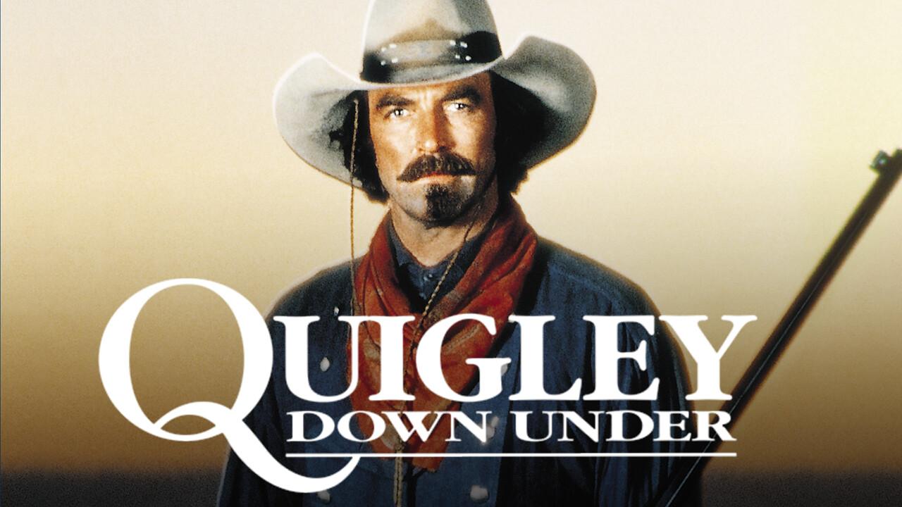 Quigley Down Under on Netflix USA