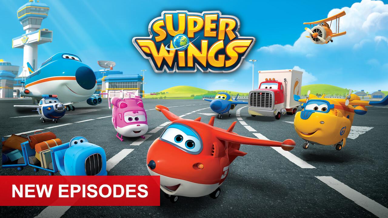 Super Wings on Netflix USA
