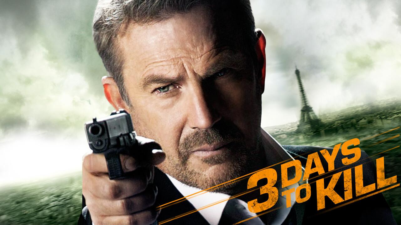 3 Days to Kill on Netflix USA
