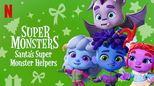 Super Monsters: Santa's Super Monster Helpers