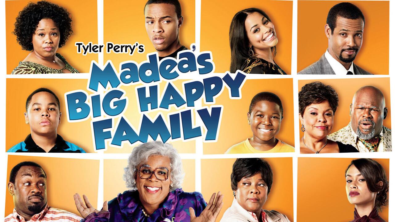 Tyler Perry's Madea's Big Happy Family on Netflix USA