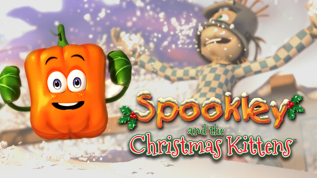 Spookley and the Christmas Kittens on Netflix USA