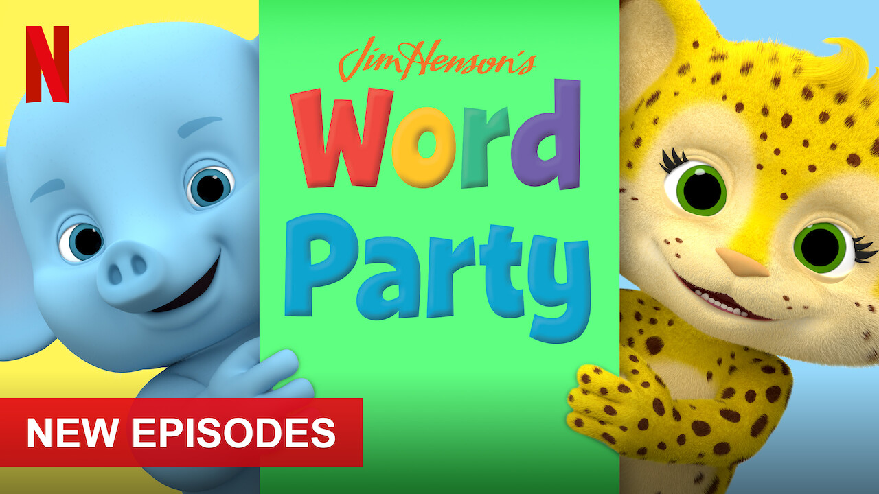 Word Party on Netflix USA