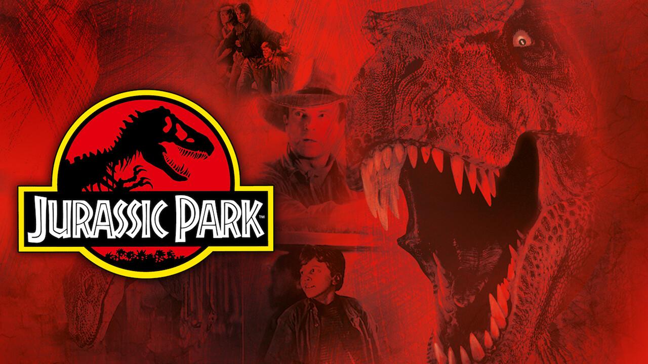 Jurassic Park on Netflix USA