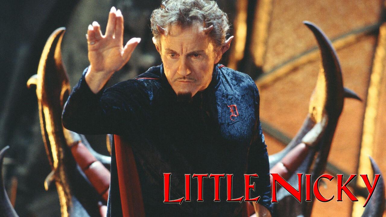Little Nicky on Netflix USA