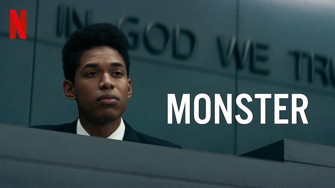 Monster on Netflix USA