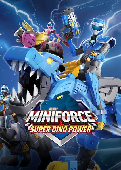 Miniforce: Super Dino Power on Netflix USA