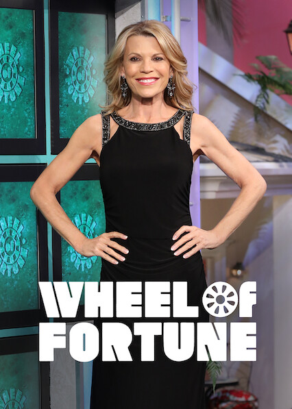 Wheel of Fortune on Netflix USA