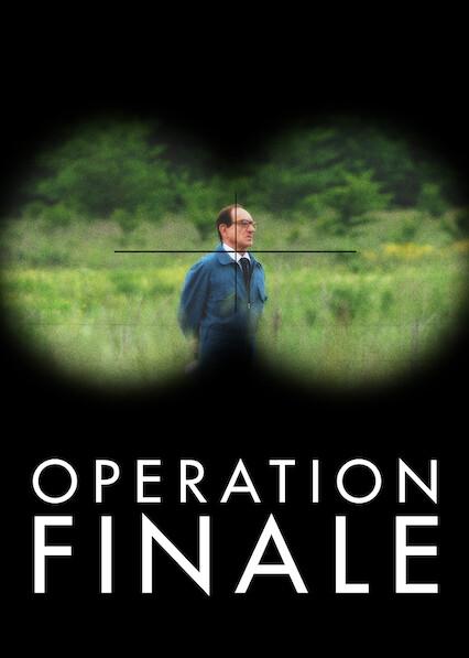 Operation Finale sur Netflix USA