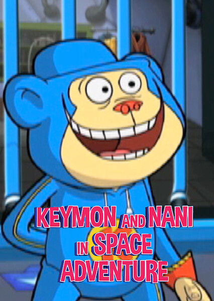Keymon and Nani in Space Adventure