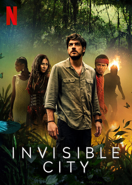 Invisible City sur Netflix USA