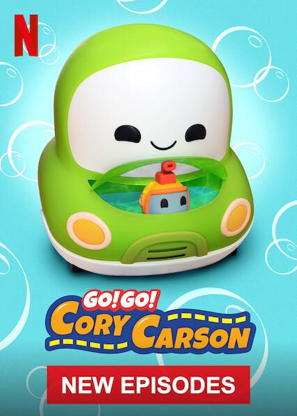 Toot-Toot Cory Carson