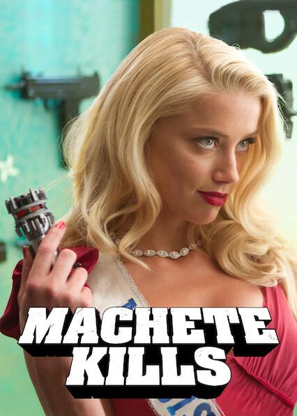 Machete Kills sur Netflix USA