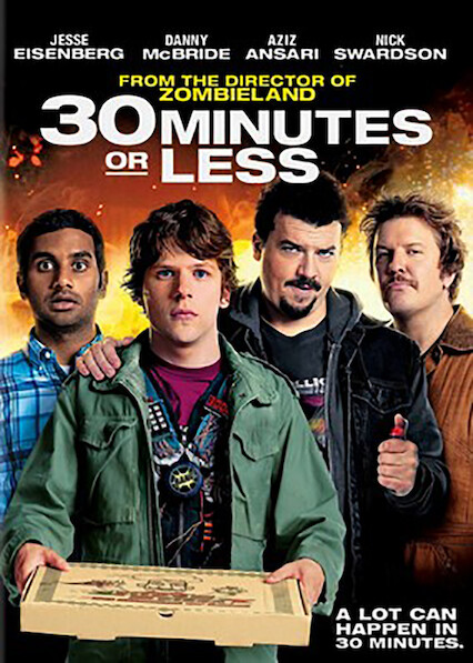 30 Minutes or Less on Netflix USA