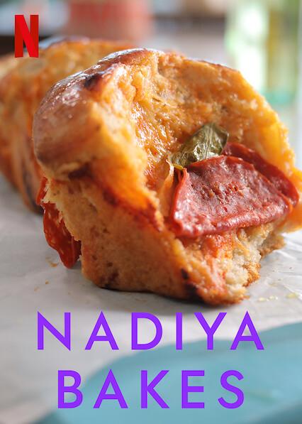 Nadiya Bakes sur Netflix USA