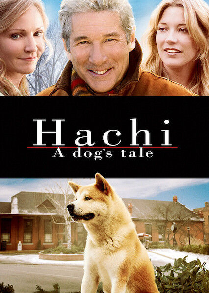 Hachi: A Dog's Tale on Netflix USA