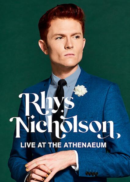 Rhys Nicholson en direct à l'Athenaeum sur Netflix USA
