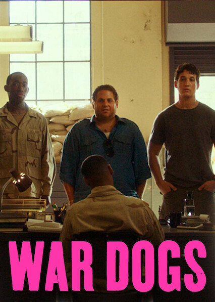 War Dogs sur Netflix USA