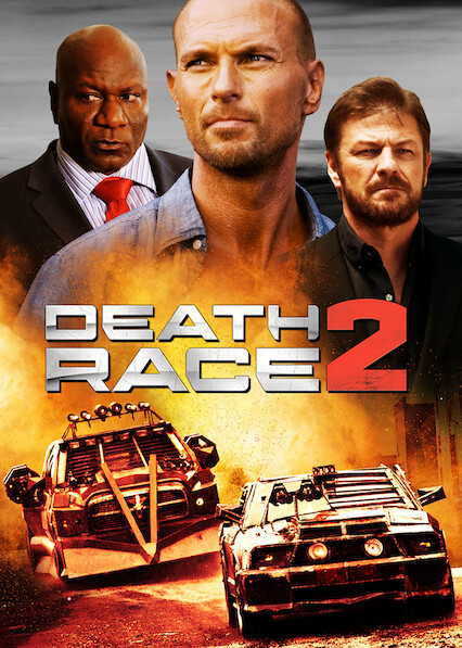 Death Race 2 on Netflix USA