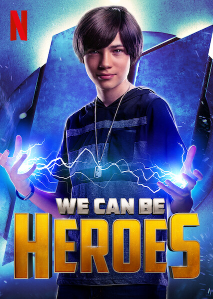 Nous pouvons être des héros sur Netflix USA