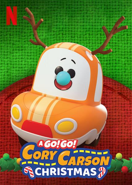 A Toot-Toot Cory Carson Christmas