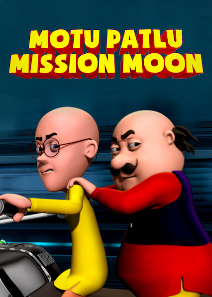 Motu Patlu: Mission Moon on Netflix USA
