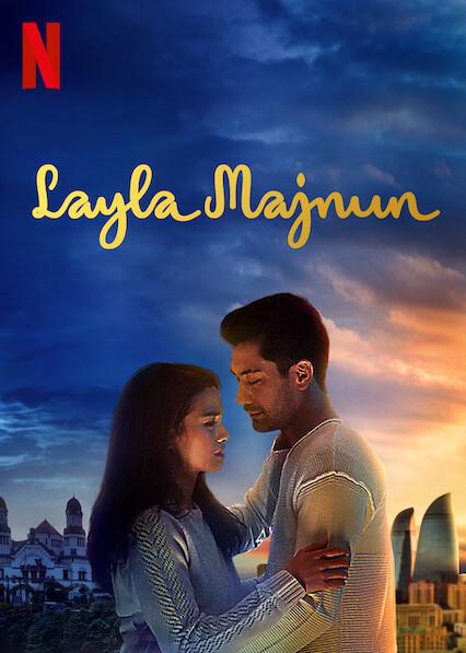 Layla Majnun on Netflix USA