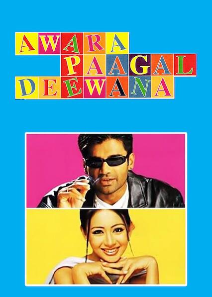 Awara Paagal Deewana sur Netflix USA