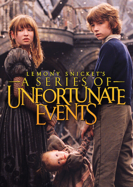 Lemony Snicket's A Series of Unfortunate Events on Netflix USA