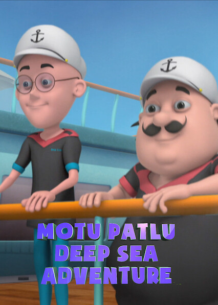 Motu Patlu: Deep Sea Adventure