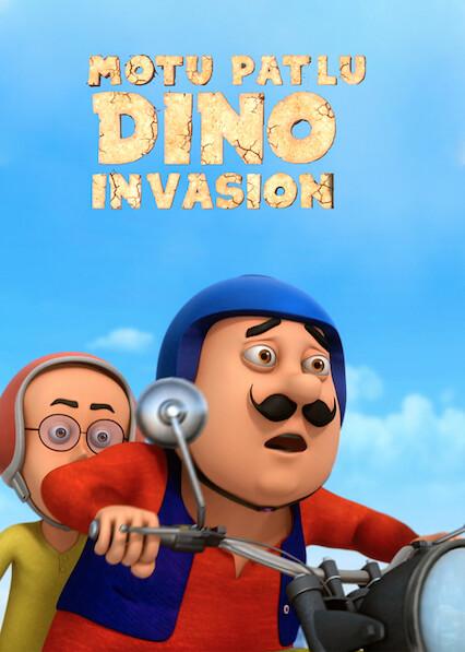 Motu Patlu Dino Invasion