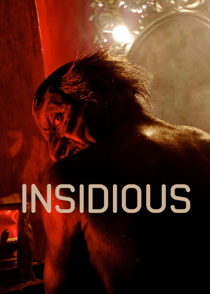 Insidious on Netflix USA