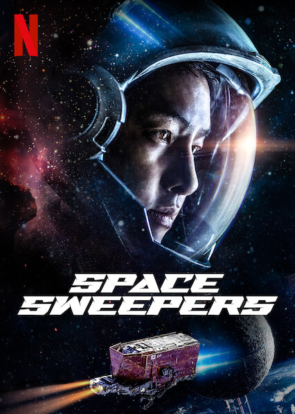 Space Sweepers sur Netflix USA