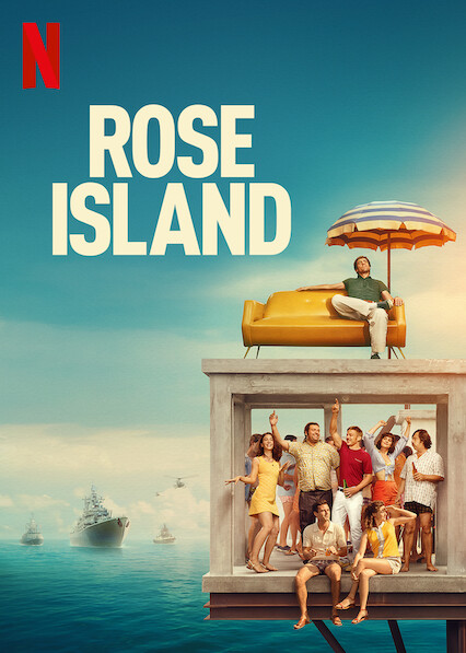 Rose Island on Netflix USA