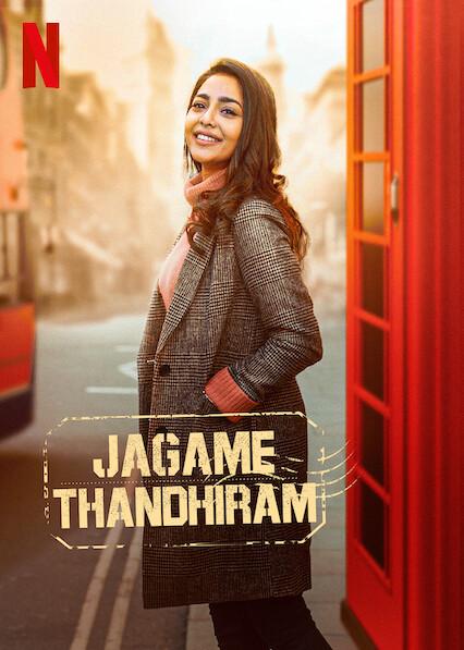 Jagame Thandhiram on Netflix USA