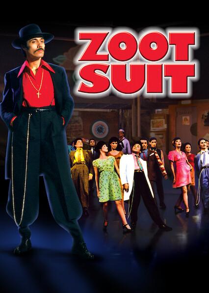 Zoot Suit on Netflix USA