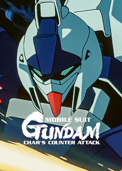Mobile Suit Gundam: Char's Counterattack on Netflix USA