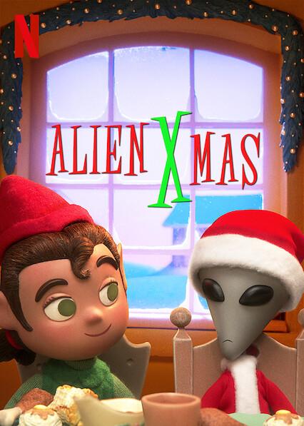 Alien Xmas on Netflix USA