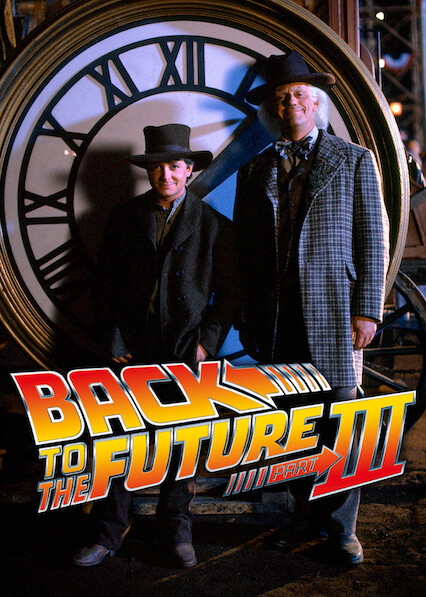 Back to the Future Part III on Netflix USA
