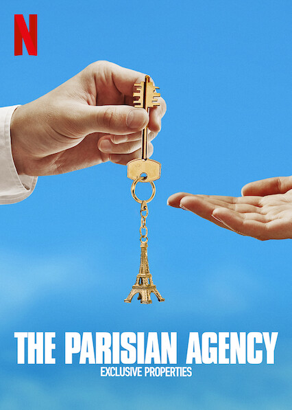 The Parisian Agency: Exclusive Properties on Netflix USA