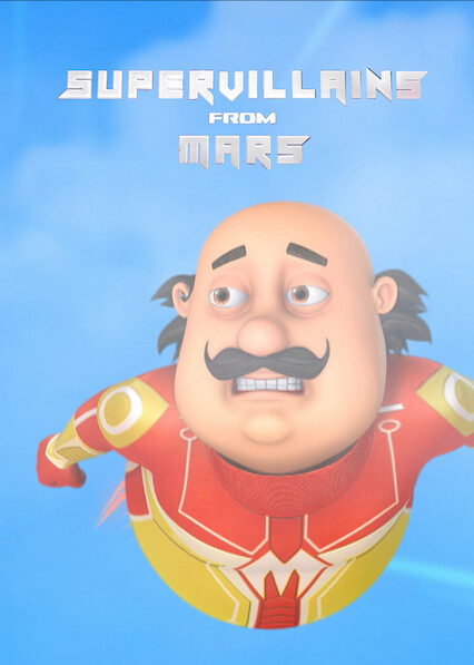Motu Patlu the Superheroes – Super Villains from Mars